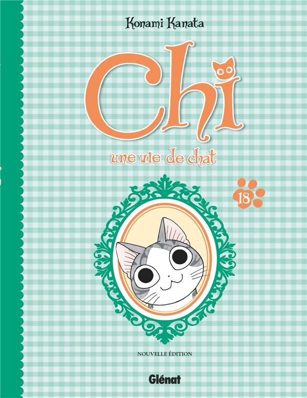 Couverture de Chi - Une vie de chat (grand format) -18- Tome 18