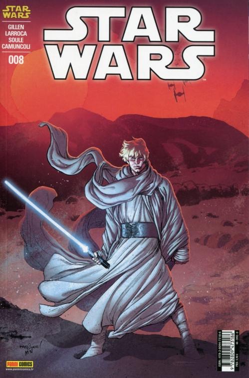 Couverture de Star Wars (Panini Comics - 2017) -8- Les Cendres de Jedha