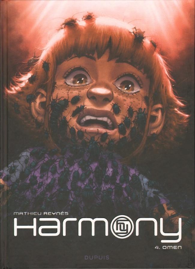 Couverture de Harmony -4- Omen