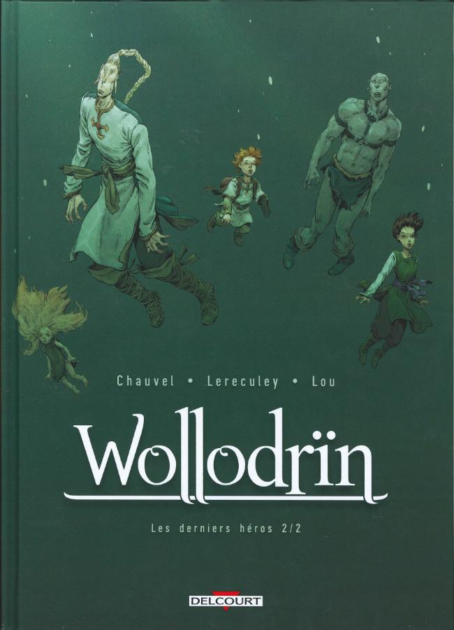Couverture de Wollodrïn -10- Les derniers héros 2/2