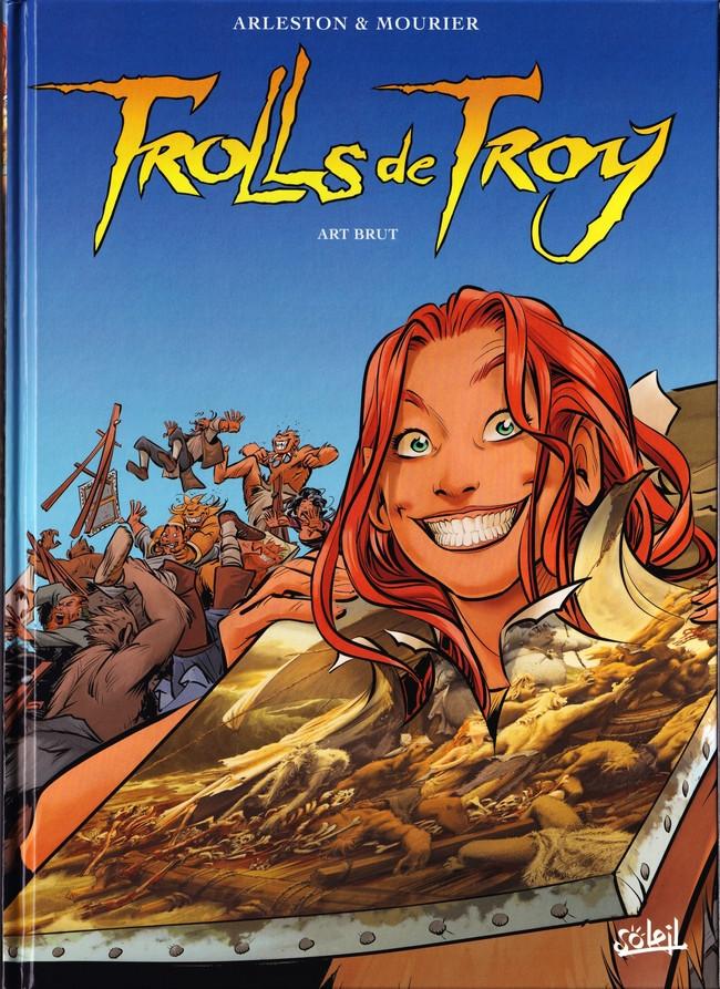 Couverture de Trolls de Troy -23- Art brut