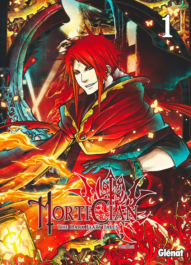Couverture de Mortician : The Dark Feary Tales -1- Tome 1