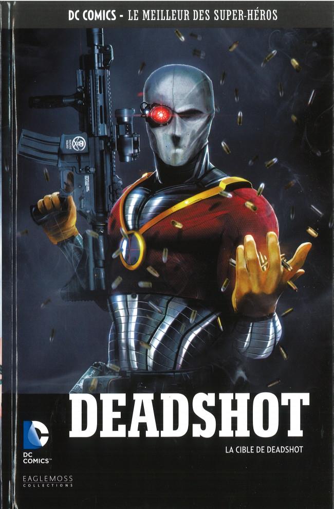 Couverture de DC Comics - Le Meilleur des Super-Héros -76- Deadshot - La Cible de Deadshot