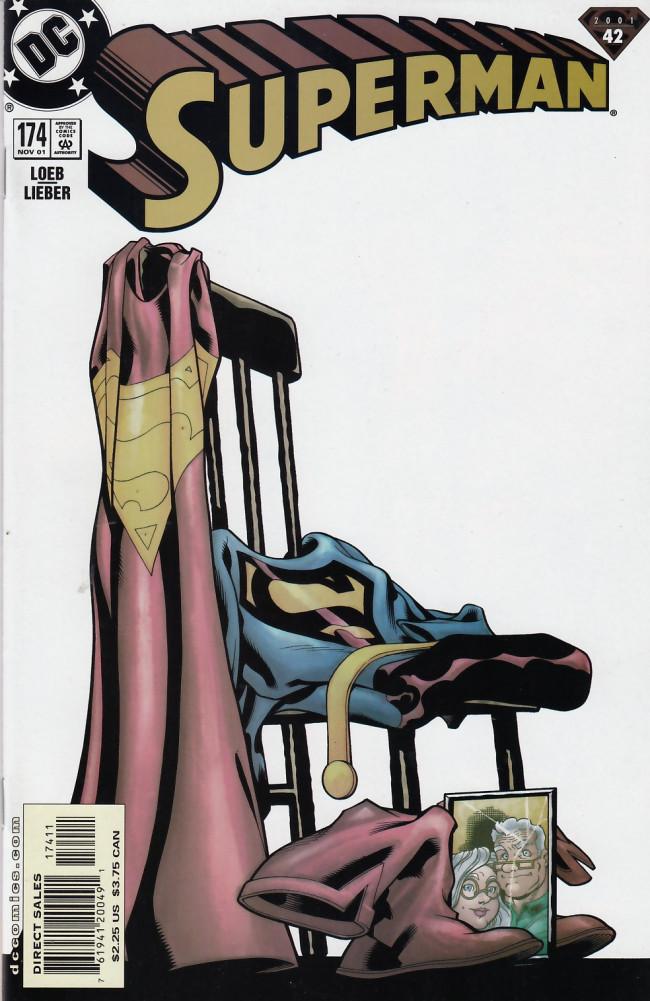 Couverture de Superman (1987) -174- Every Blade of Grass