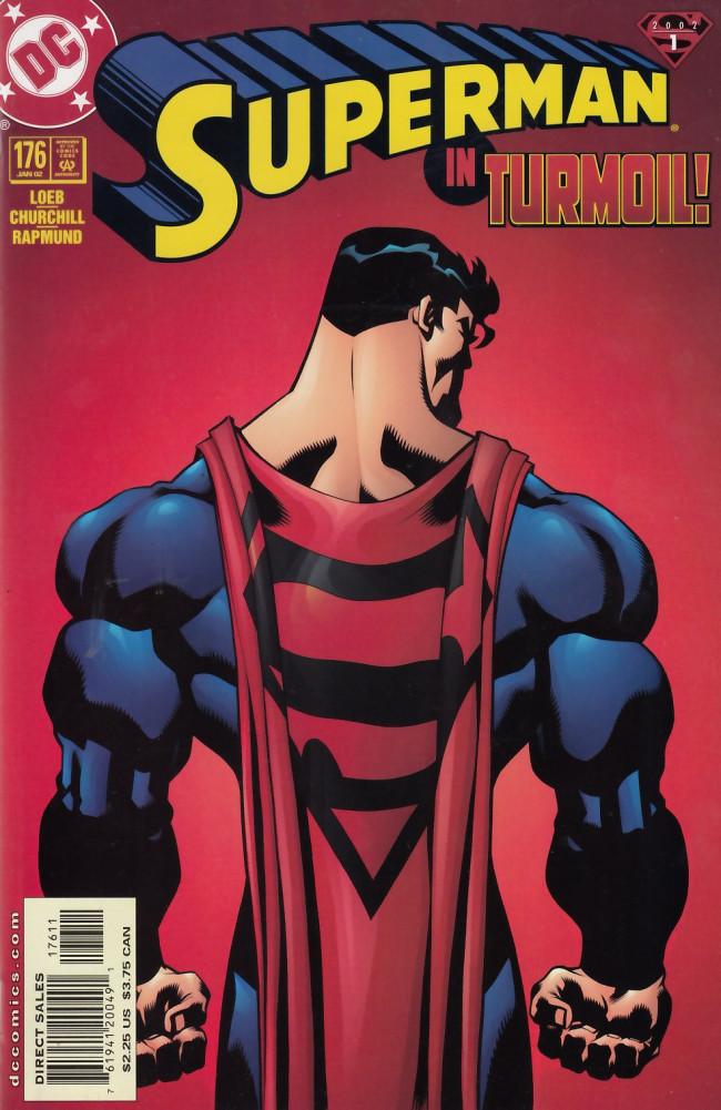 Couverture de Superman Vol.2 (DC comics - 1987) -176- A Little Help