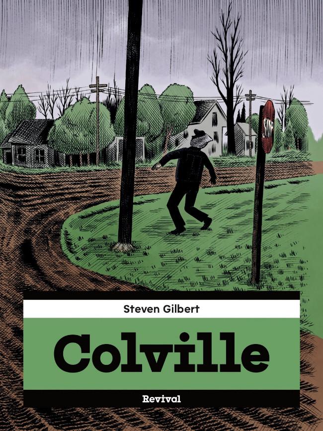 Couverture de Colville
