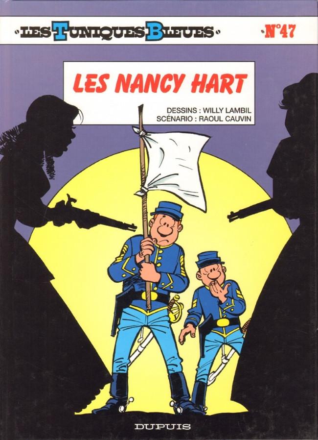 Couverture de Les tuniques Bleues -47- Les Nancy Hart