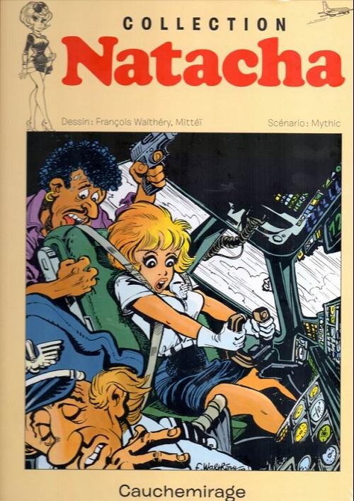 Couverture de Natacha - La Collection (Hachette) -14- Cauchemirage