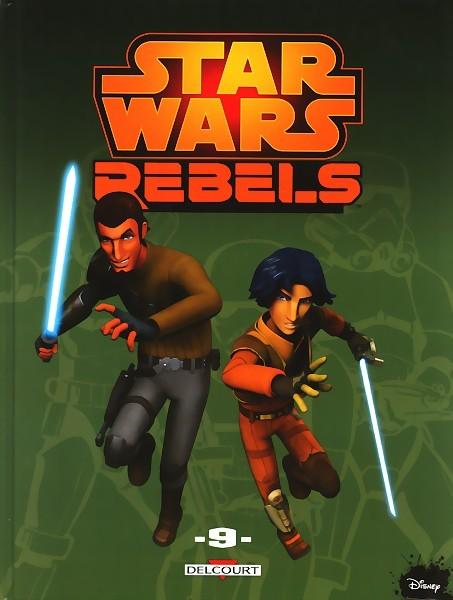 Couverture de Star Wars - Rebels -9- Tome 9