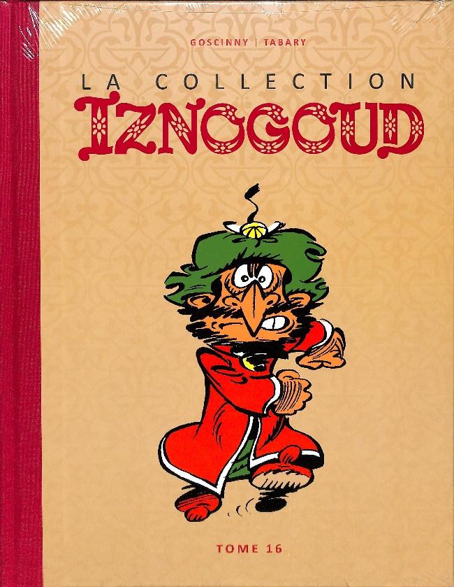 Couverture de Iznogoud - La Collection (Hachette) -16- Tome 16