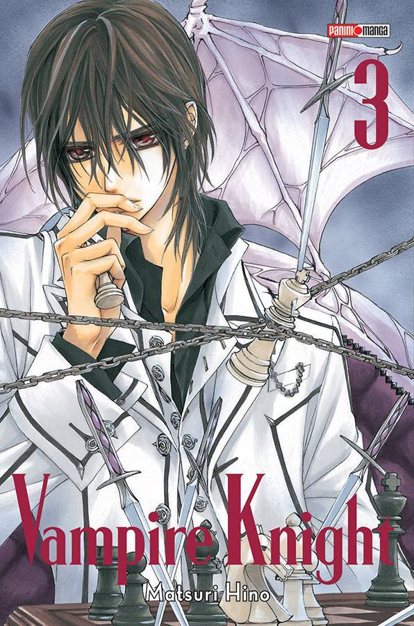 Couverture de Vampire Knight -INT03- Volume 3