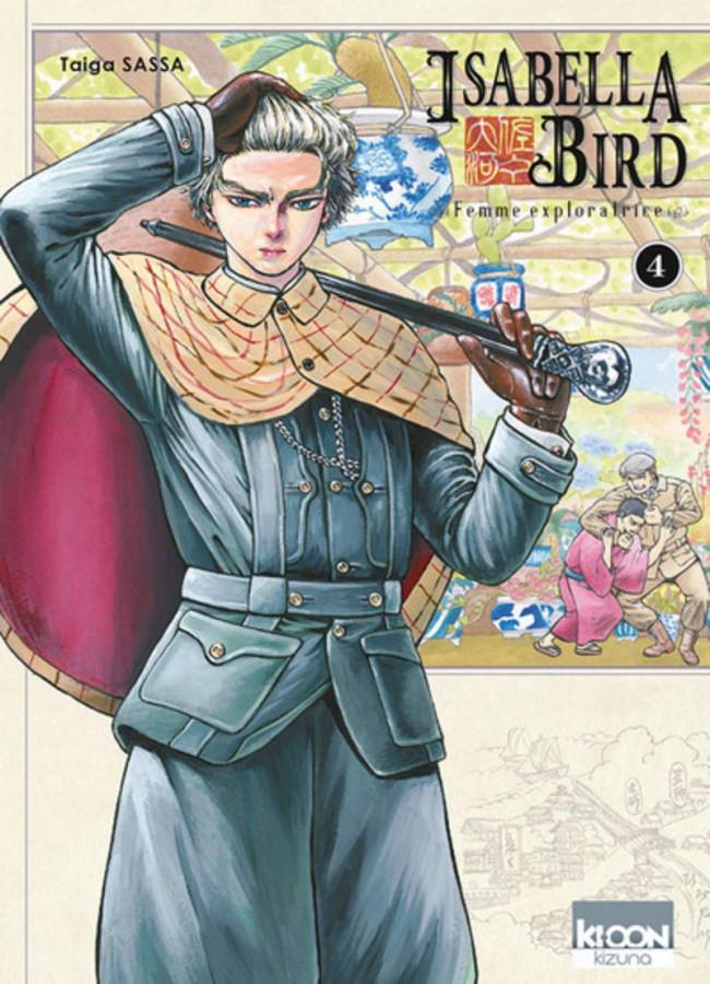 Couverture de Isabella Bird, Femme exploratrice -4- Tome 4