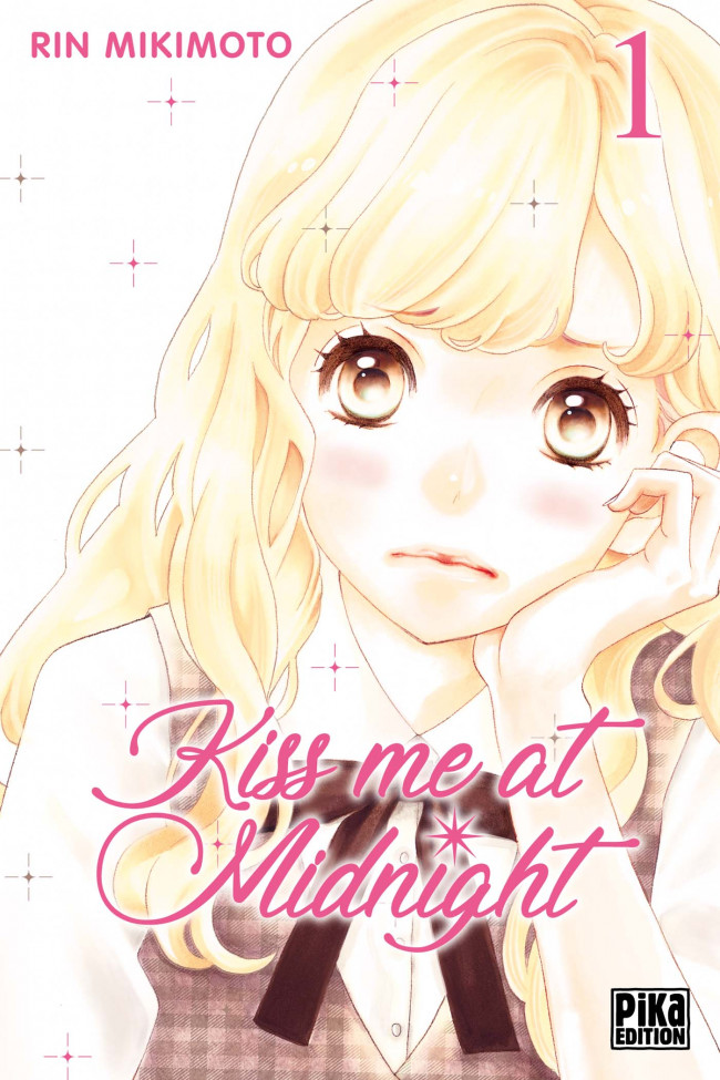 Couverture de Kiss me at Midnight -1- Tome 1
