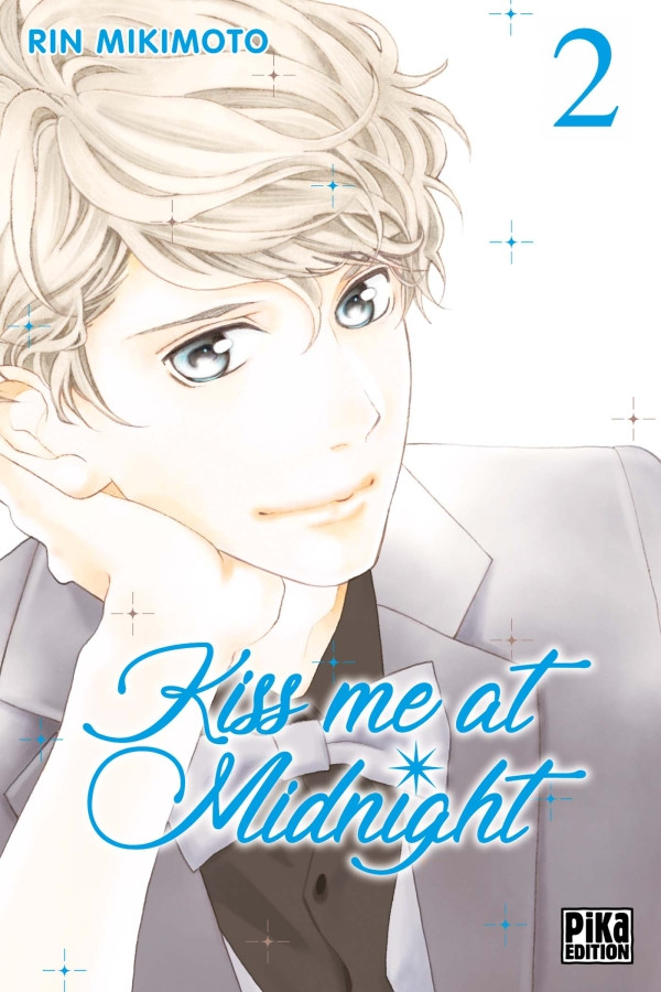 Couverture de Kiss me at Midnight -2- Tome 2