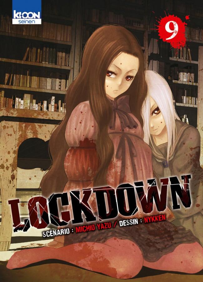 Couverture de Lockdown -9- Tome 9