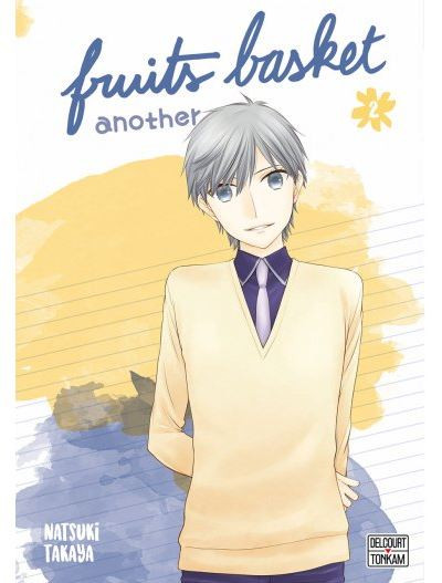 Couverture de Fruits basket - Another -2- Tome 2
