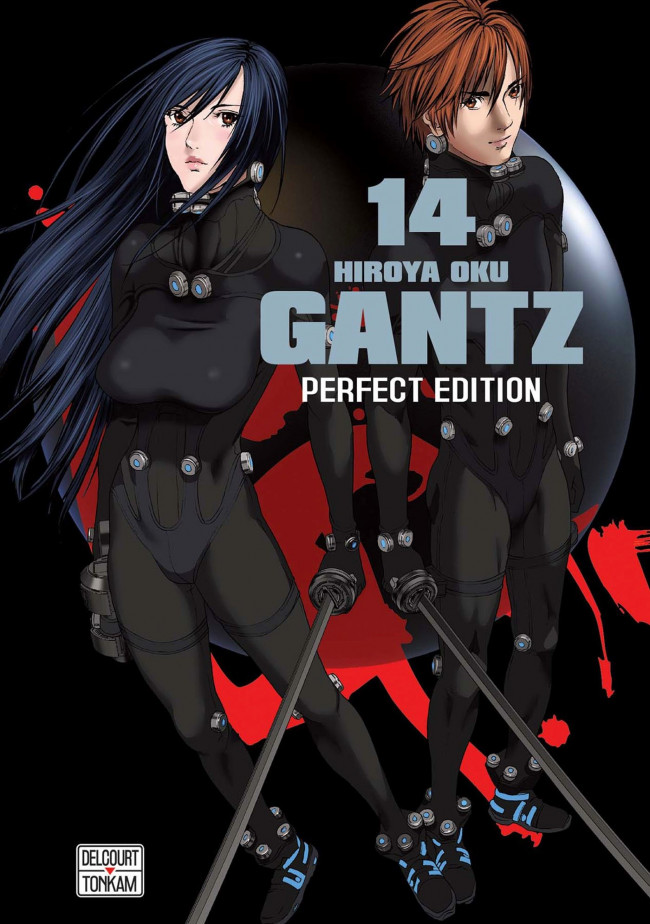 Couverture de Gantz (Perfect Edition) -14- Tome 14