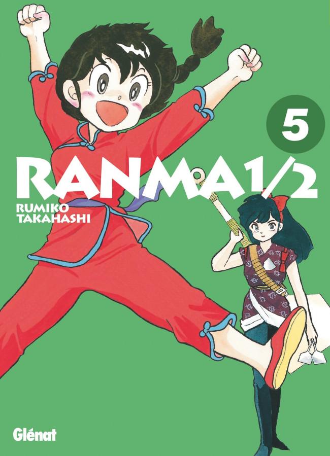 Couverture de Ranma 1/2 (édition originale) -5- Volume 5