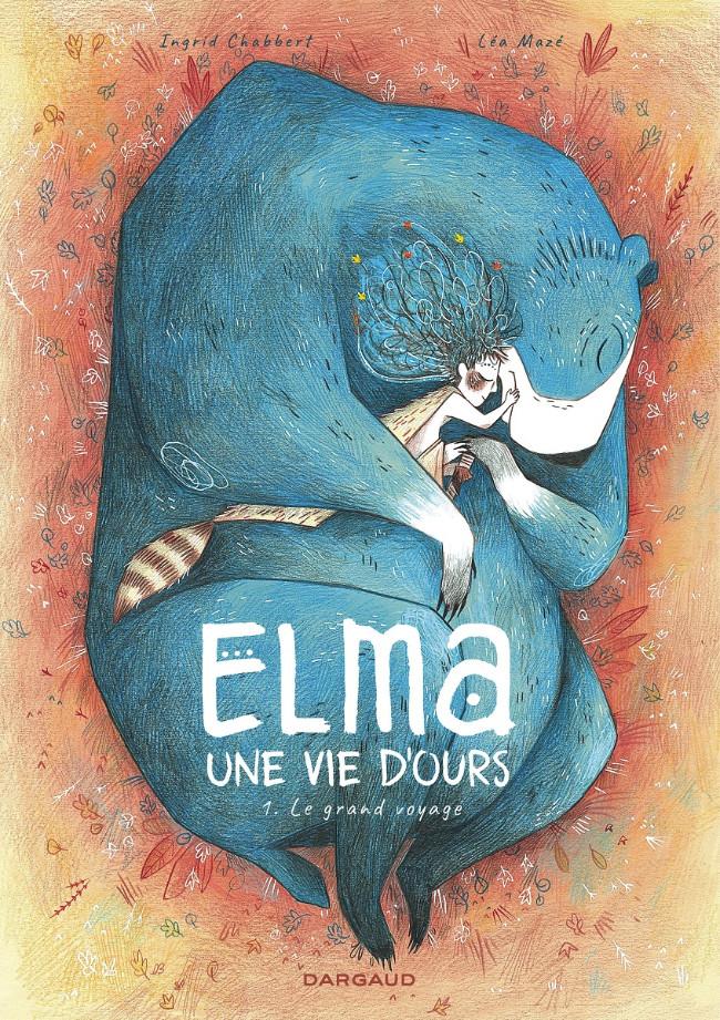 Couverture de Elma, une vie d'ours -1- Le grand voyage