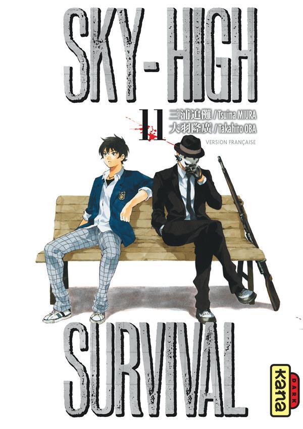 Couverture de Sky-High Survival -11- Tome 11