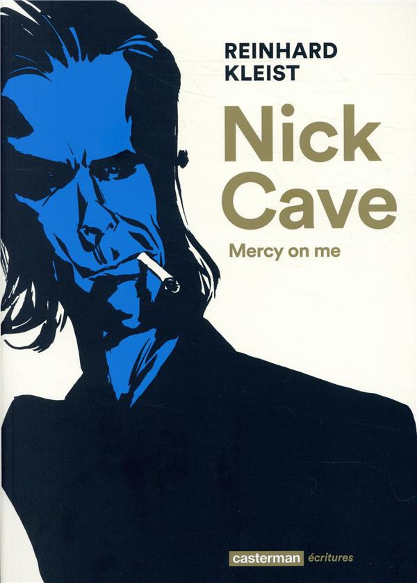 Couverture de Nick Cave - Mercy on me - Mercy on me