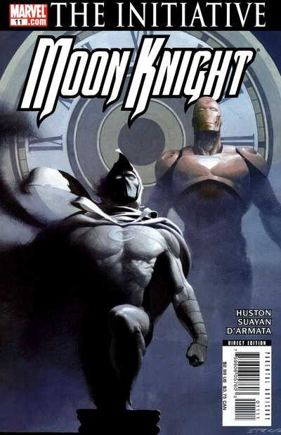 Couverture de Moon Knight (2006) -11- Midnight Sun, Chapter Five: One Son Lost