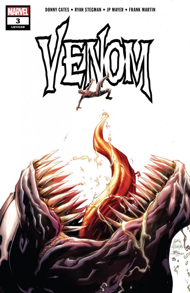 Couverture de Venom Vol. 4 (Marvel comics - 2018) -3- Issue #3
