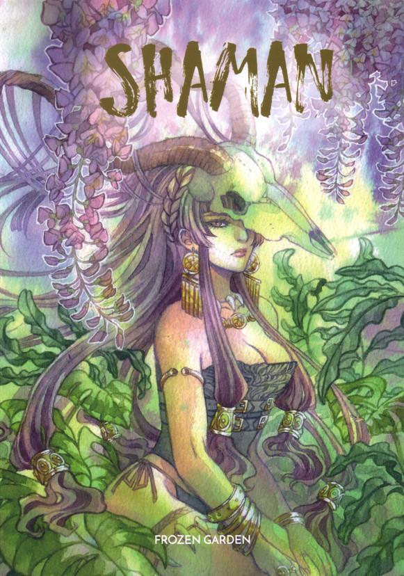 Couverture de Shaman (Yasmine) - Shaman