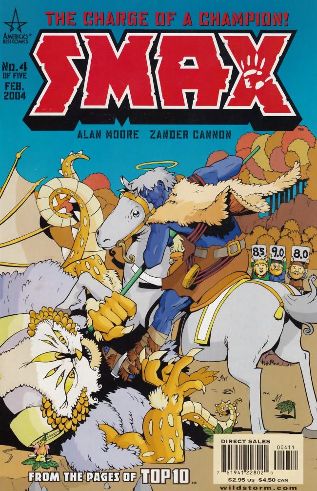 Couverture de Smax (2003) -4- Trip, Trip, To a Dream Dragon
