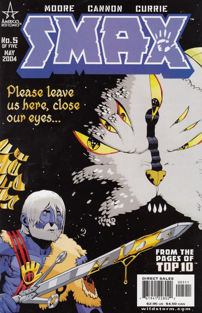 Couverture de Smax (2003) -5- Please Leave Us Here, Close Our Eyes...