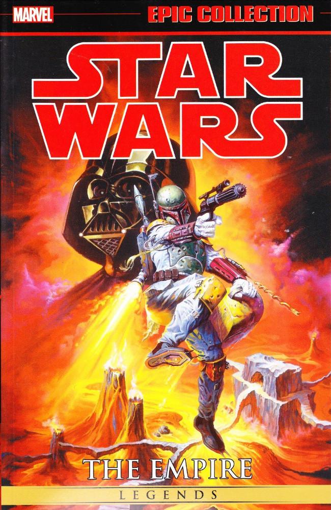 Couverture de Star Wars Legends Epic Collection: The Empire (2015) -INT04- The Empire Volume 4