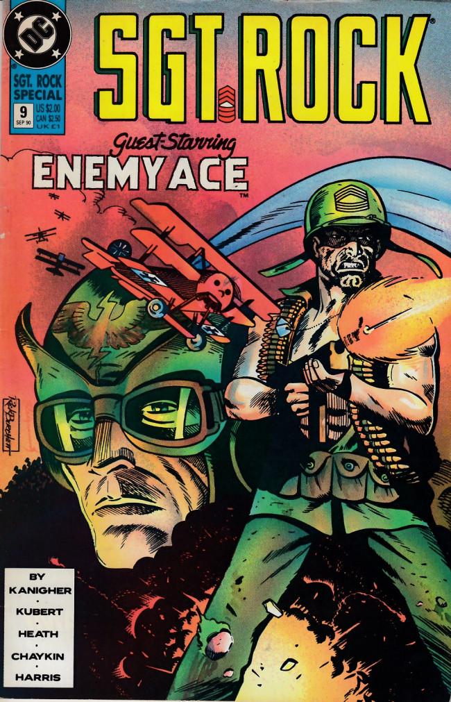 Couverture de Sgt. Rock (1988) -9- Sgt. Rock #9