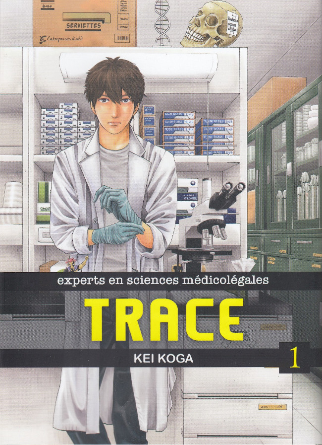 Trace - Tome 1