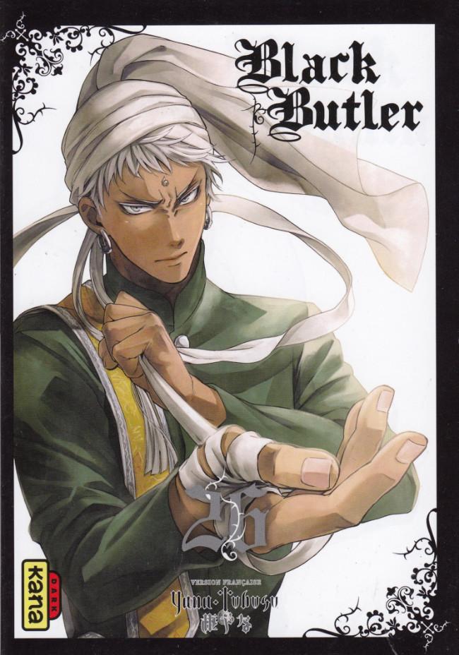 Couverture de Black Butler -26- Black Santa