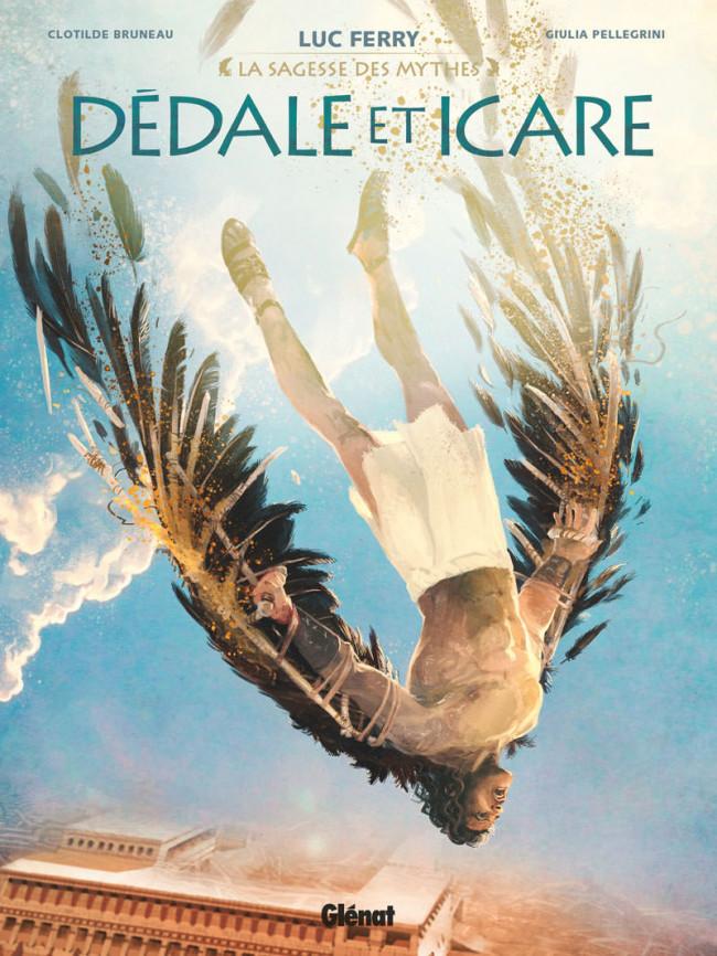 Couverture de Dédale et Icare
