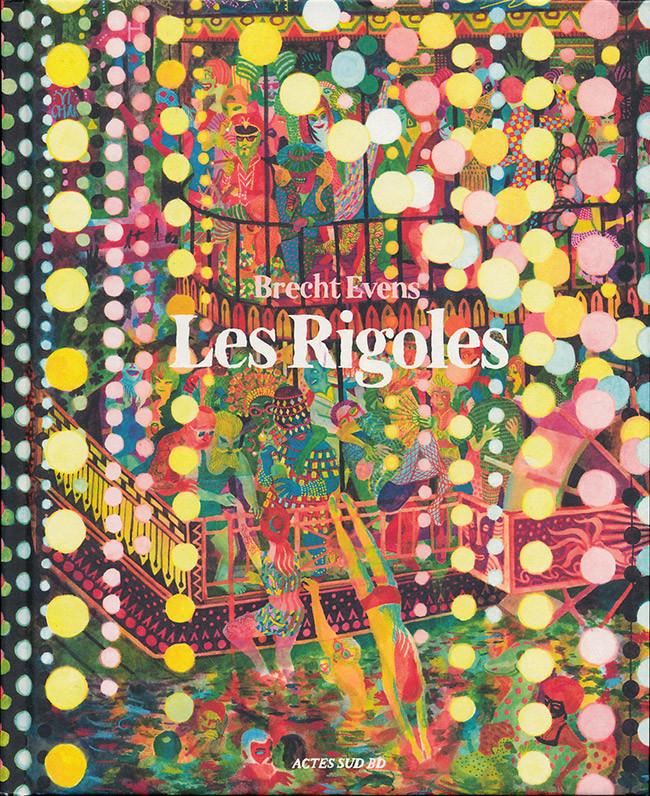 Couverture de Les rigoles - Les Rigoles