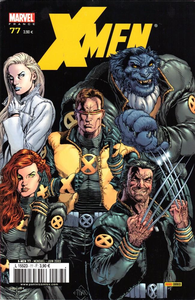 Couverture de X-Men (Marvel France 1re série - 1997) -77- La clameur de l'arène