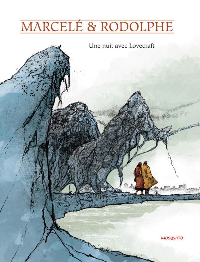 Couverture de Une nuit avec Lovecraft