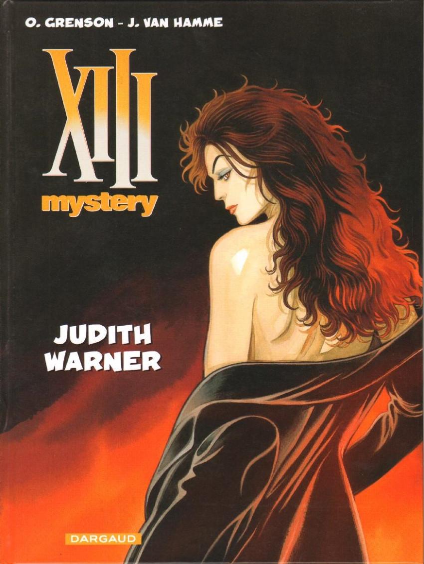 Couverture de XIII Mystery -13- Judith Warner