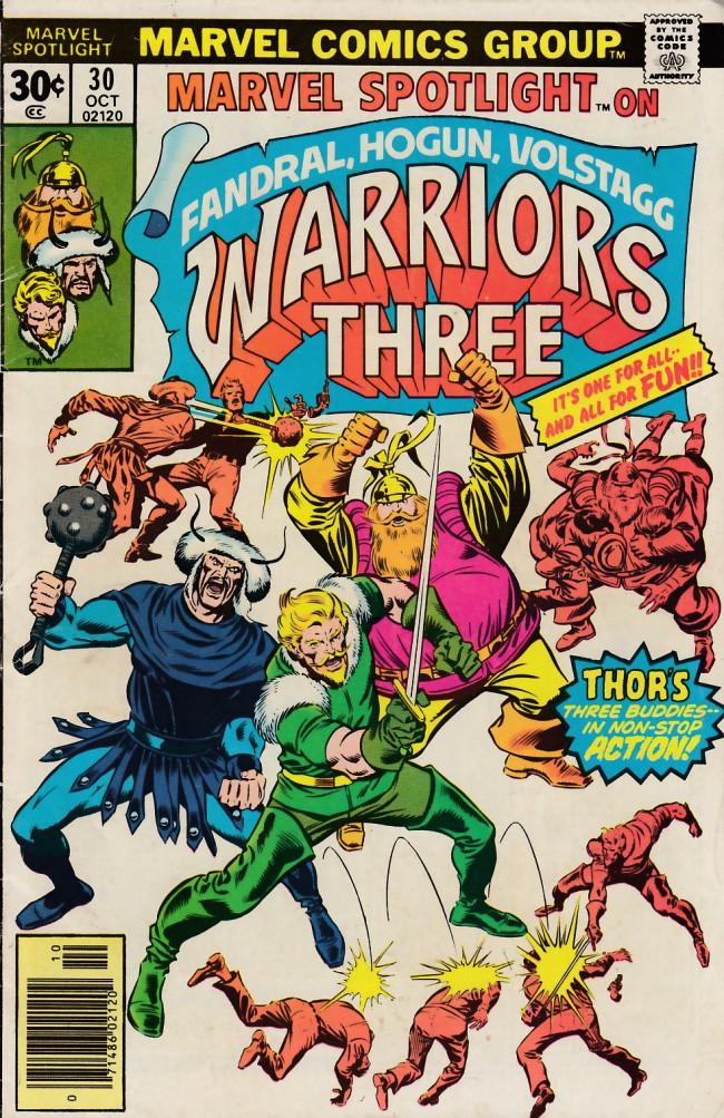 Couverture de Marvel Spotlight Vol 1 (1971) -30- A Night on the Town!