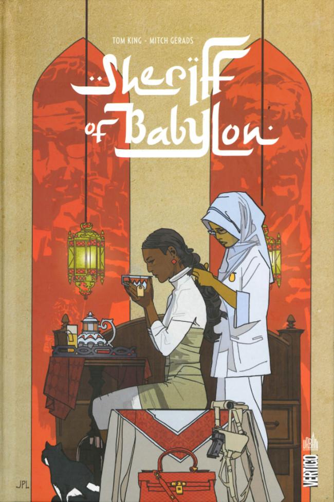 Couverture de Sheriff of Babylon