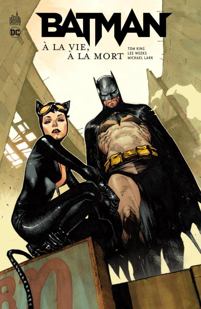 Couverture de Batman : À la vie, à la mort