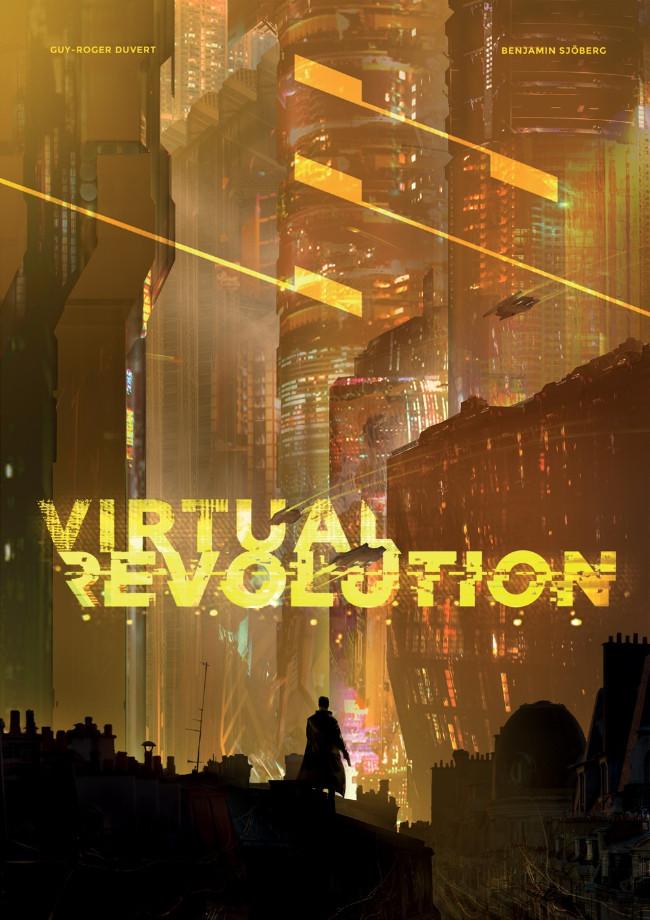 Couverture de Virtual Revolution - Tome 1