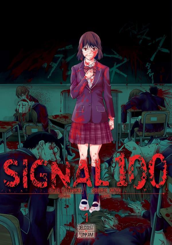 Couverture de Signal 100 -1- Tome 1