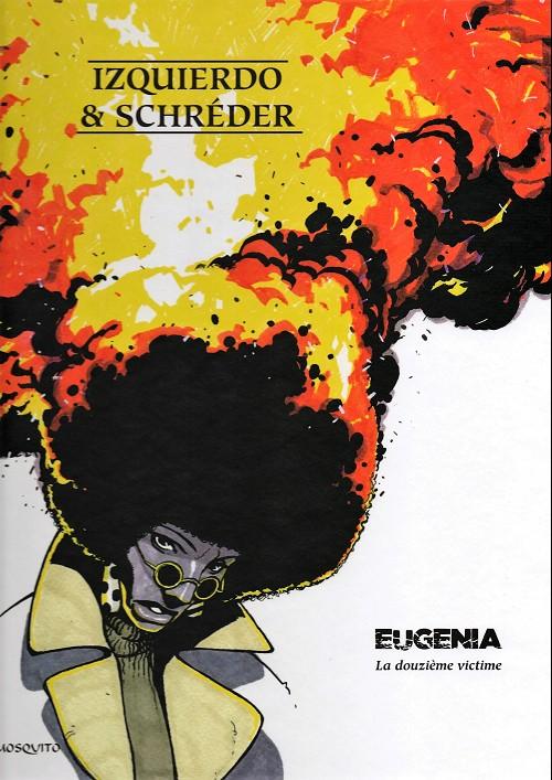 Couverture de Eugenia, la douzième victime