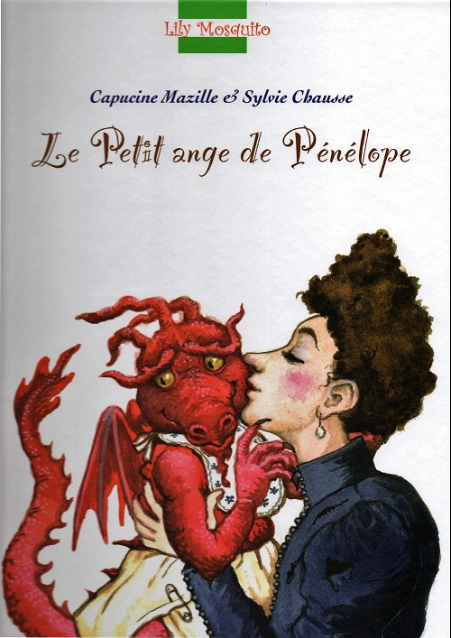 Couverture de Le petit Ange de Pénélope - Le petit ange de Pénélope