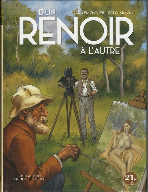 Couverture de D'un Renoir à l'autre
