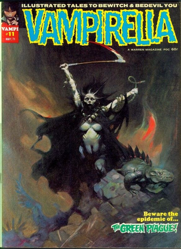 Couverture de Vampirella (Warren) -11- (sans titre)
