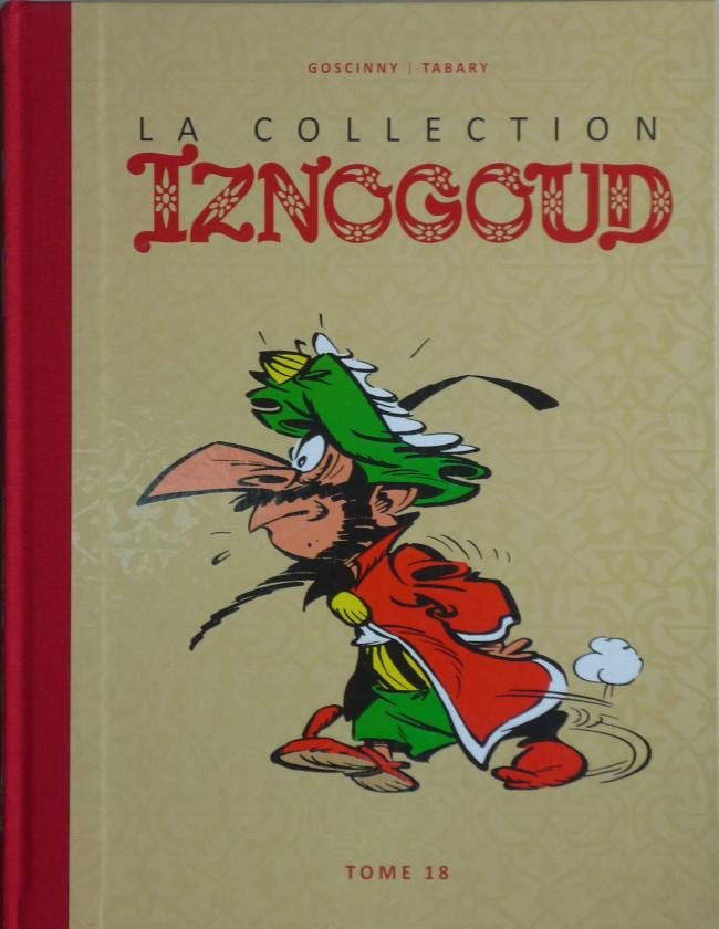 Couverture de Iznogoud - La Collection (Hachette) -18- Tome 18