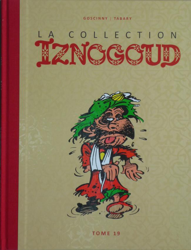 Couverture de Iznogoud - La Collection (Hachette) -19- Tome 19